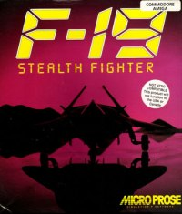 F-19 Stealth Fighter (1990)