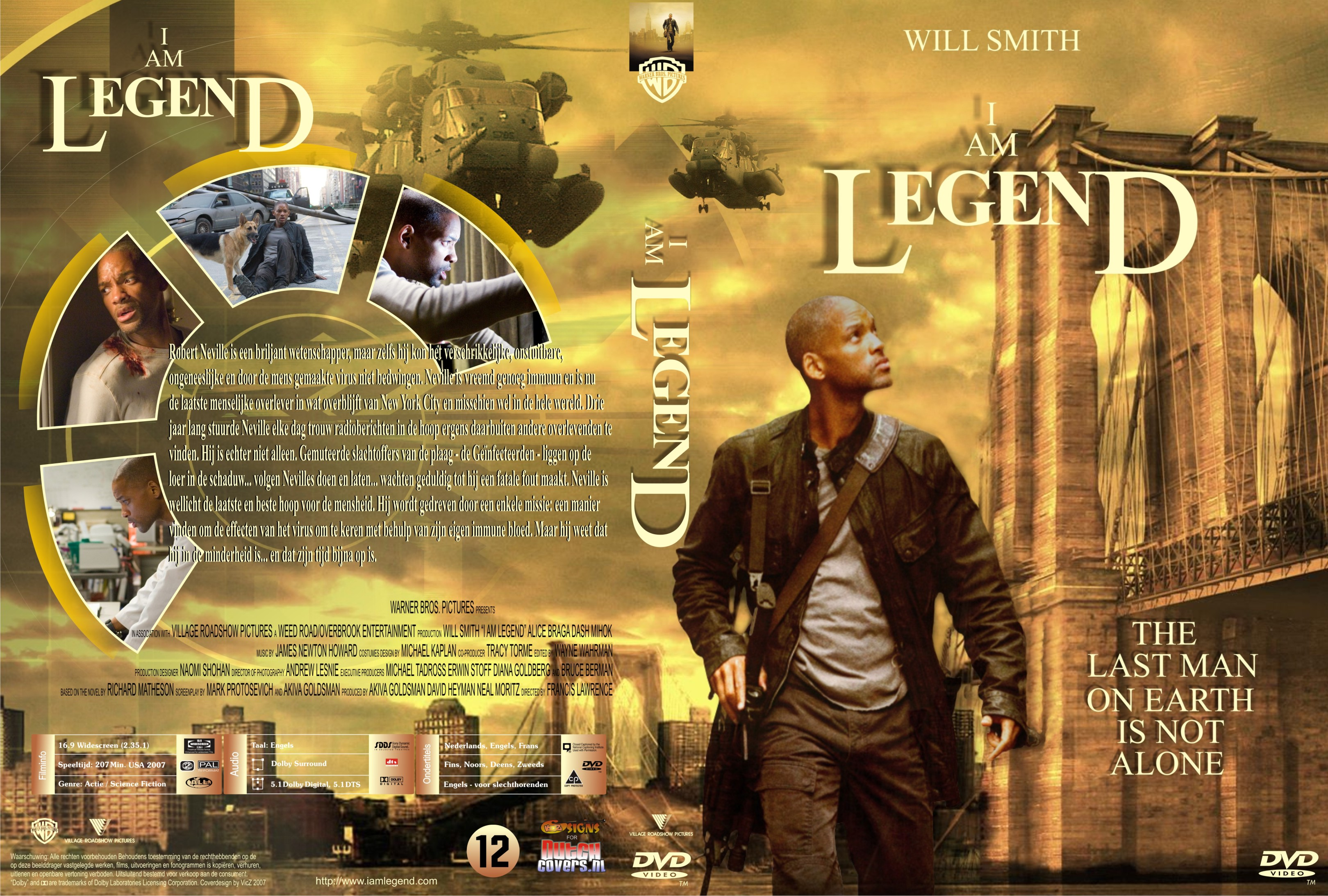 I Am Legend v1
