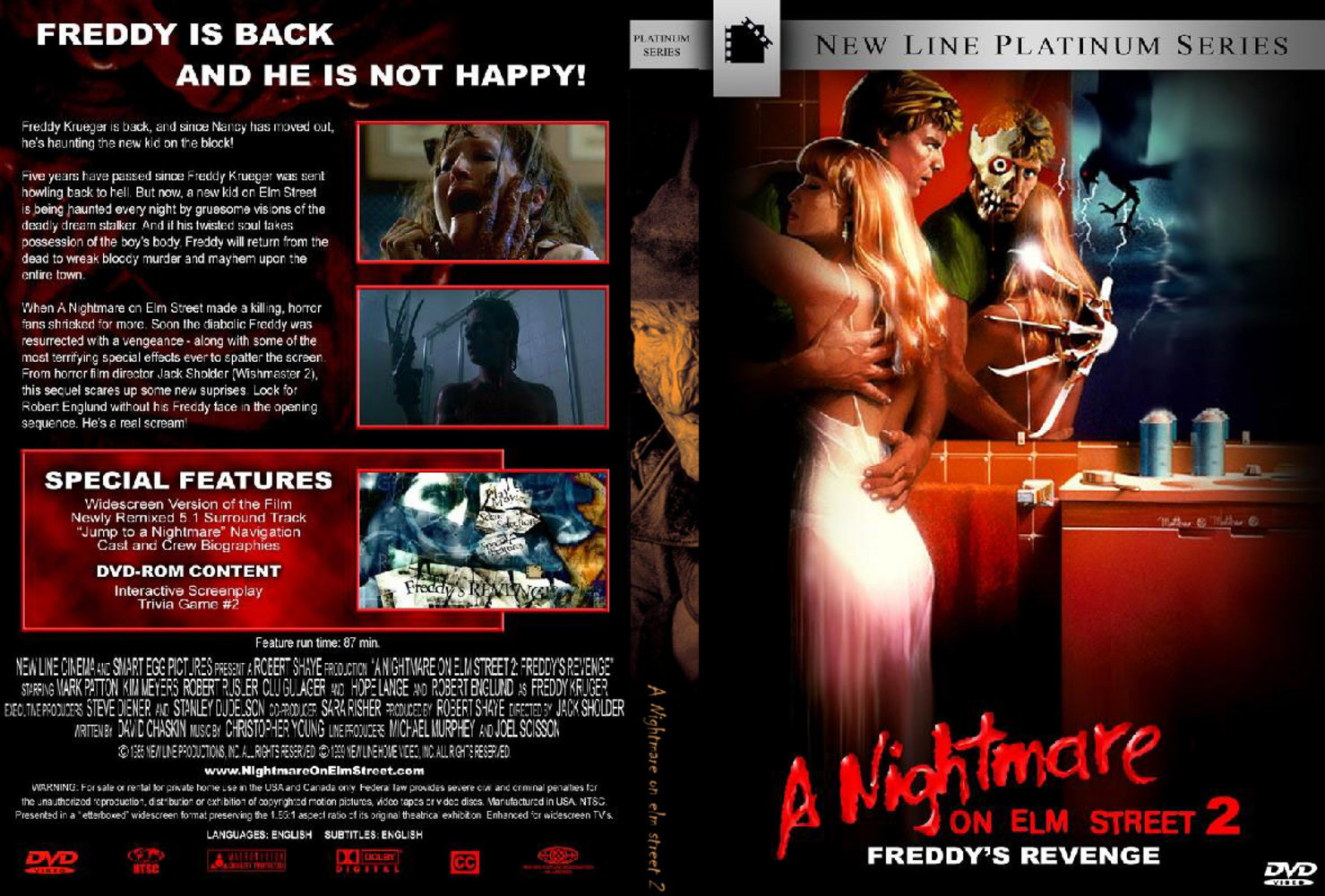A Nightmare On Elm Street Collection Volume 2