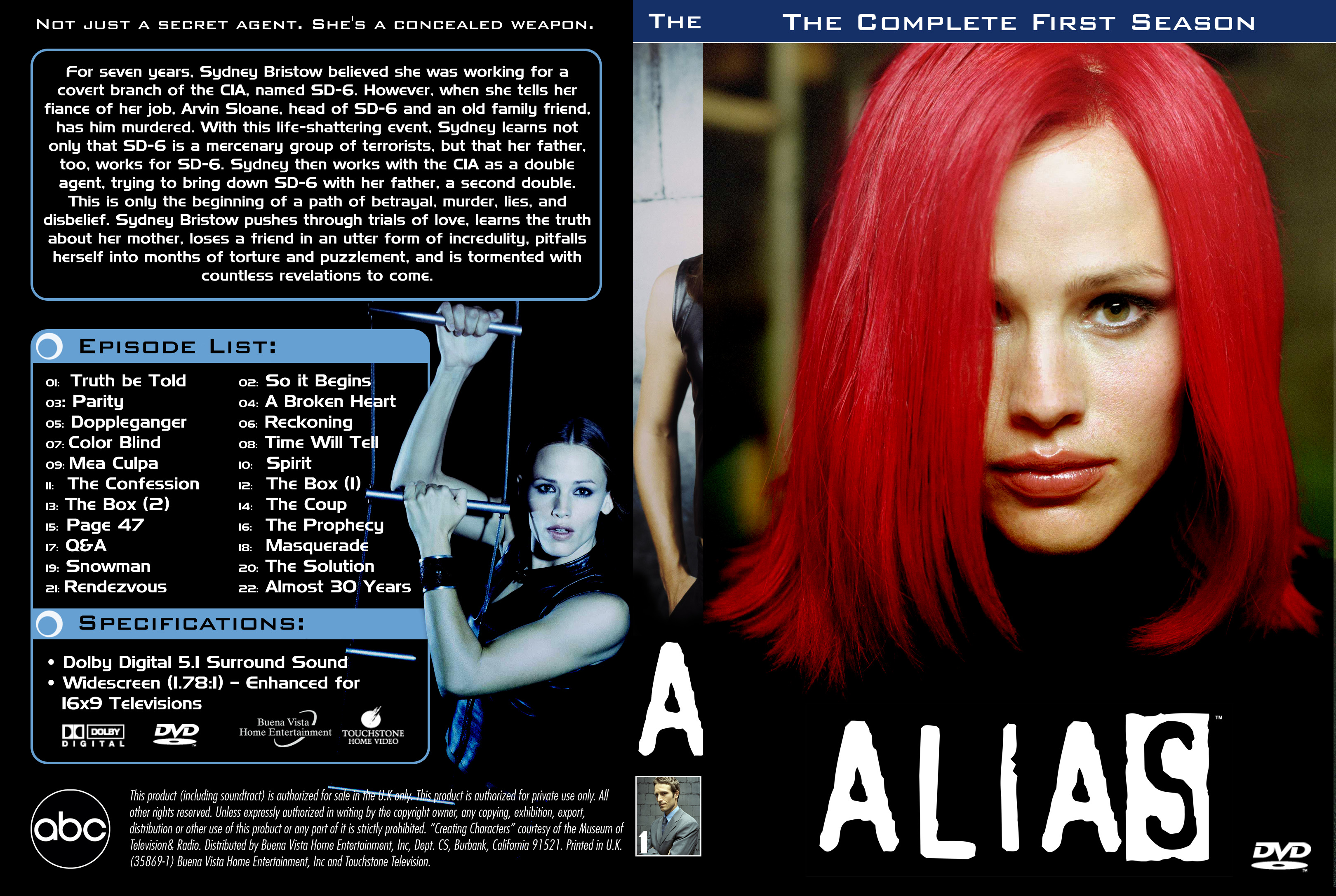 alias season 1