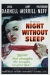 Night without Sleep (1952)