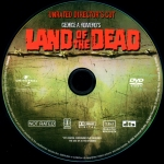 Land Of The Dead-cd