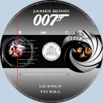 James Bond - License To Kill