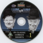 Laurel And Hardy Box Set Vol 1