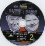 Laurel And Hardy Box Set Vol 2