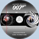 James Bond - Diamonds Are Forever