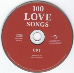 100 Love Songs CD 3