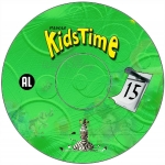 Pamas Kids Time 15 Label