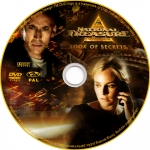 National Treasure Book Of Secrets label