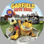 Garfield Gets Real Label
