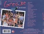 Grease Musical NL (2006) - Back