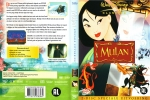 Disney Mulan - Cover