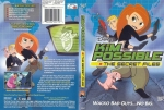 Disney Kim Possible The Secret Files - Cover