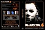Halloween 4 The Return of Michael Myers (1988) - front back