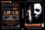 Halloween 5 (1989) - front back